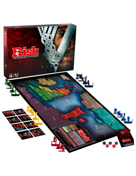 Juego Risk Vikings - Imagen 2