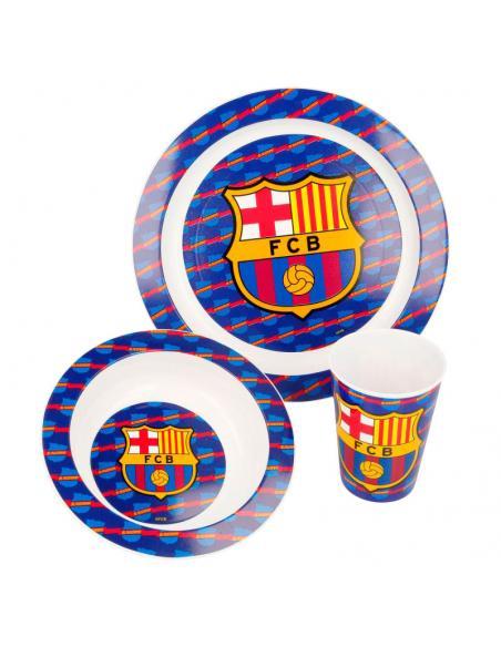 Set desayuno comida oficial del F.C. Barcelona