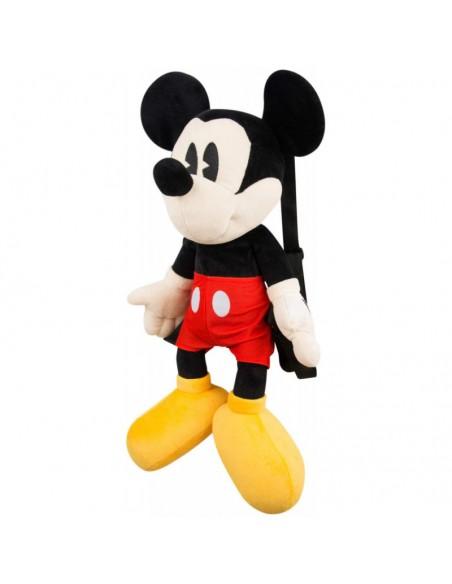 Mochila Peluche de Mickey Mouse Disney 43 cm.
