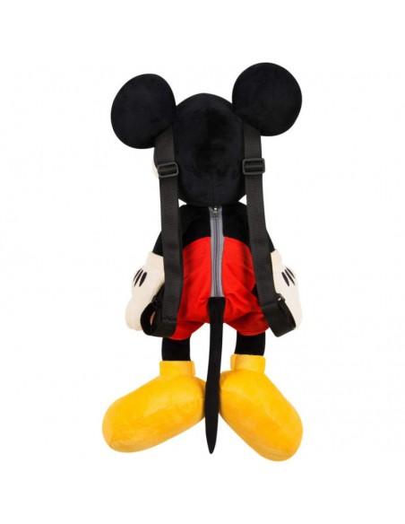 Mochila Peluche de Mickey Mouse Disney 43 cm. 2