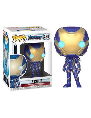 Figura Funko POP! Rescue de Los Vengadores Avengers Marvel
