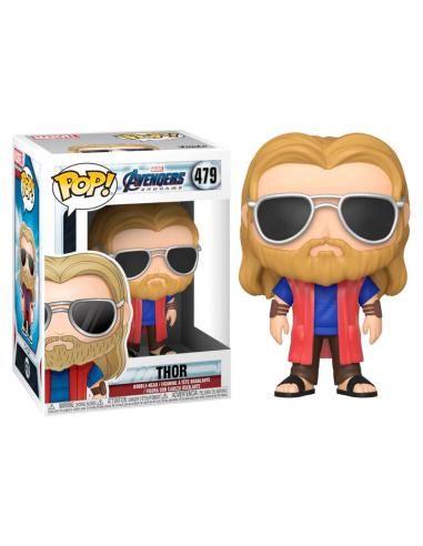 Figura Funko POP! Thor de Los Vengadores Avengers Marvel.