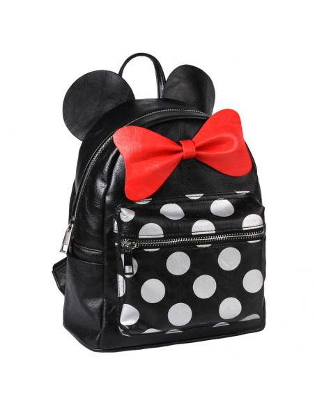 Mochila Minnie Mouse Disney 3D de 40 cm.