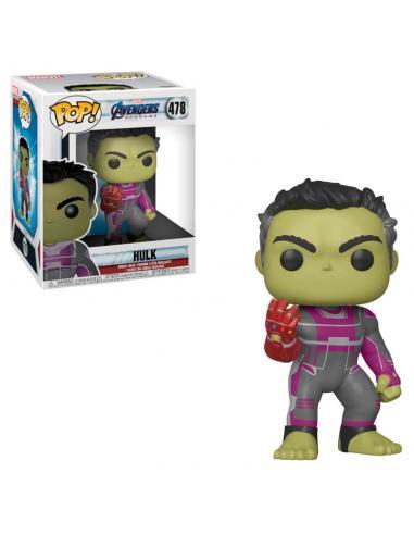 Figura Funko POP! Hulk de Los Vengadores Marvel Avengers