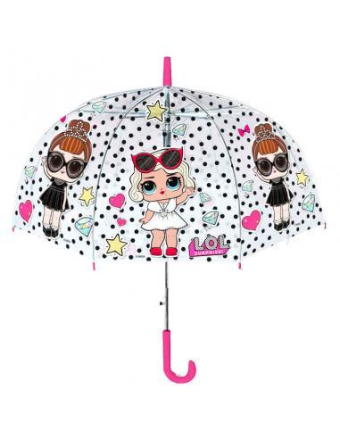 Paraguas manual LOL Surprise 42cm - Imagen 1