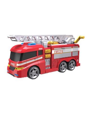 Camión de bomberos de Juguete con luz y sonidos de Teamsterz