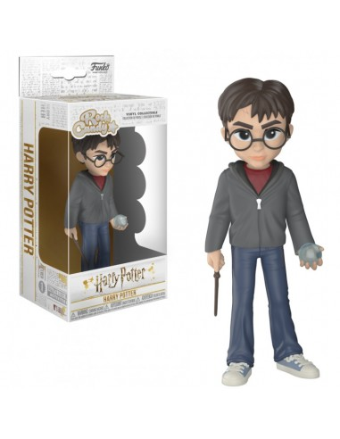 Figura Funko Rock Candy de Harry Potter.