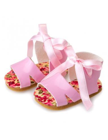 Zapatos Berjuan sandalia rosa - Imagen 1