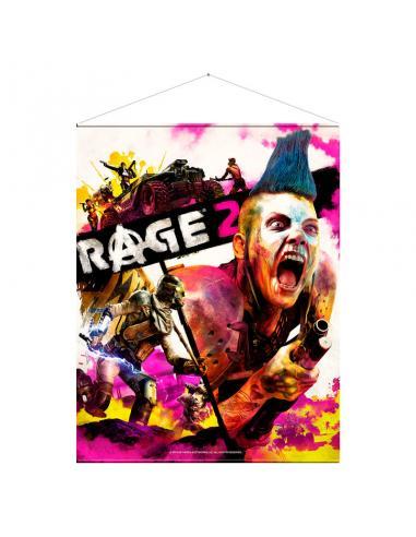Poster pared Rage 2 Keyart - Imagen 1