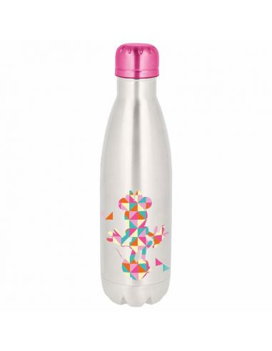 Botella Minnie Disney acero inoxidable - Imagen 1