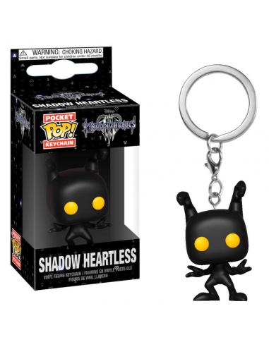 Llavero Funko POP! Shadow Heartless de Kingdom Hearts 3