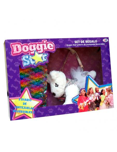 Set diario + Doggie Star surtido - Imagen 1