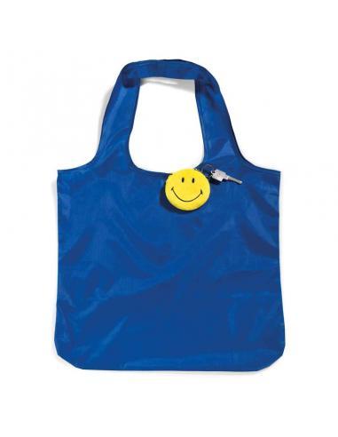 Llavero bolsa compra Smiley Nici - Imagen 1