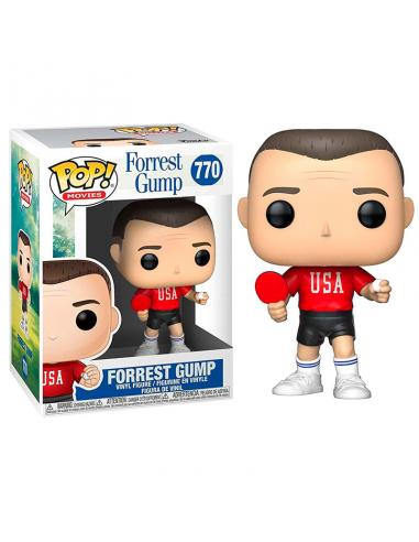 Figura Funko POP! Forrest Gump Equipo Ping Pong