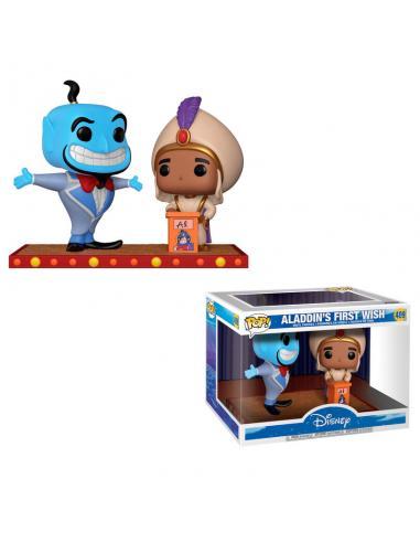 Figura POP Disney Movie Moment Aladdin Genie - Imagen 1