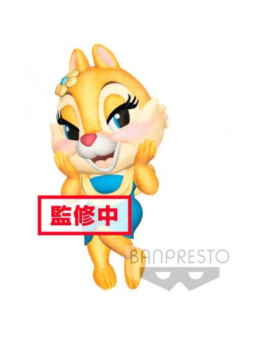 Figura Clarice Fluffy Puffy Chip and Dale Disney 7cm - Imagen 1