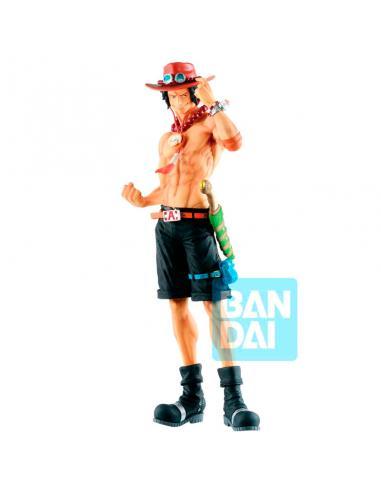 Figura Portgas D. Ace 20th History Masterlise One Piece 25cm - Imagen 1