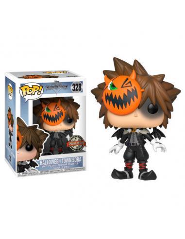 Figura POP Kingdom Hearts Halloween Town Sora Exclusive - Imagen 1
