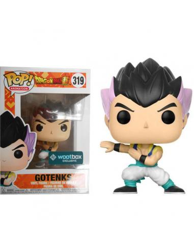 Figure POP Dragon Ball Super Gotenks Exclusive - Imagen 1