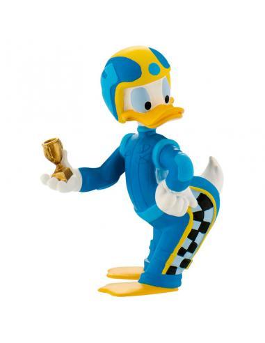 Figura corredor Donald Mickey Racer Disney - Imagen 1
