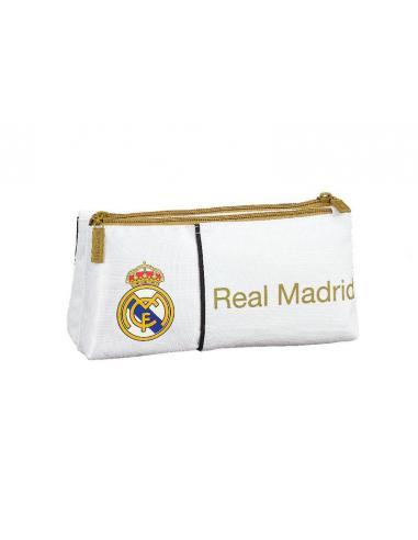 Neceser pequeño doble de Real Madrid '1ª Equipación 18/19' (st90) - Imagen 1