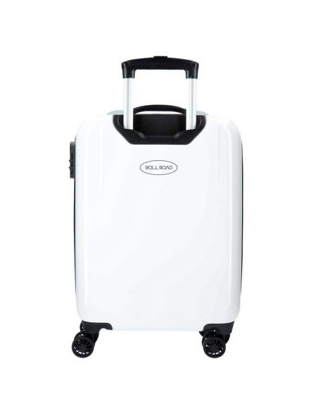 Maleta trolley ABS Roll Road Awesome 4r 55cm - Imagen 3