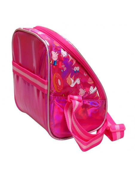 Bolsa portameriendas Peppa Pig Pool Party isotermica - Imagen 2
