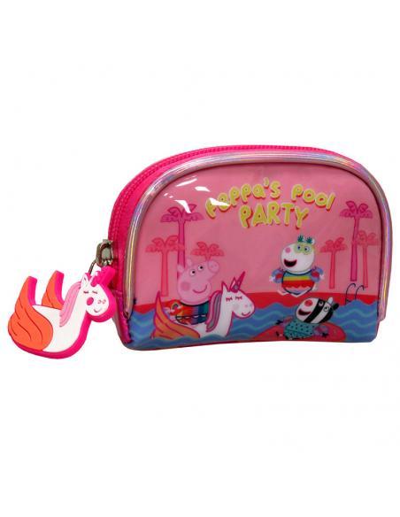 Monedero Peppa Pig Pool Party - Imagen 1