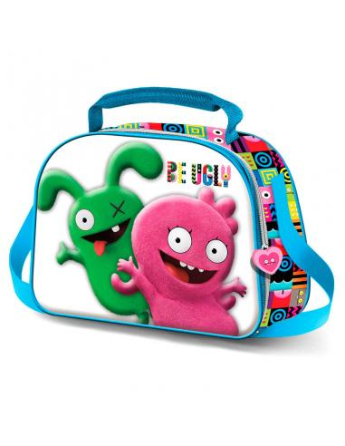 Bolsa portameriendas 3D Ugly Dolls Ugly - Imagen 1
