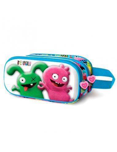 Portatodo 3D Ugly Dolls Ugly doble - Imagen 1