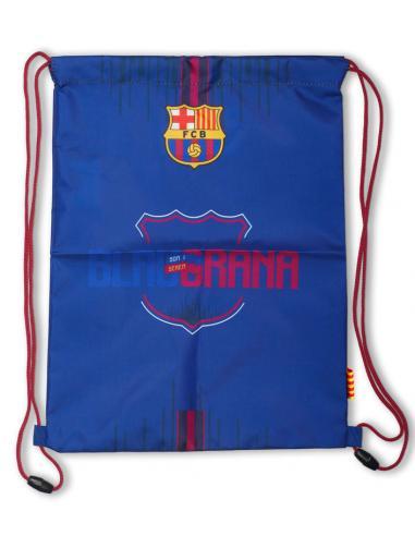 Saco Mochila Oficial del F.C. Barcelona.