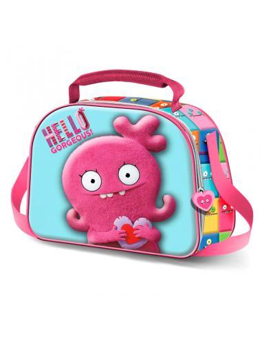 Bolsa portameriendas 3D Ugly Dolls Heart - Imagen 1