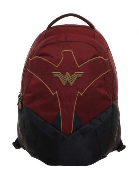 Mochila Premium Wonder Woman DC Comics 45 cm.