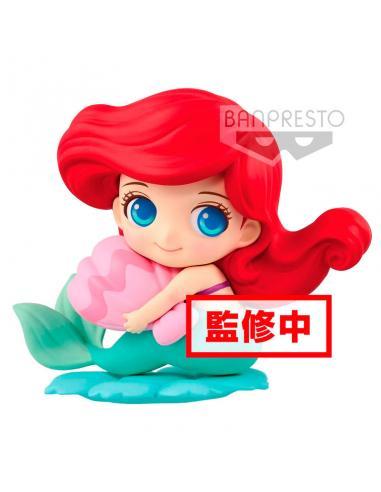 Figura Colección Ariel La Sirenita Disney de Banpresto.