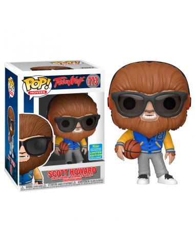 Figura Funko POP! Scott Howard de Teen Wolf  Ed. Lim.