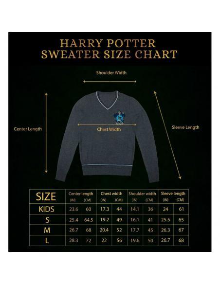 Jersey Ravenclaw Harry Potter - Imagen 2