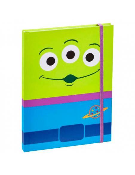 Libreta Alien Toy Story 4 Disney Pixar - Imagen 1