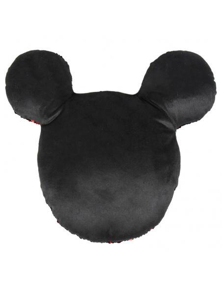 Cojín Lentejuelas Mickey Mouse Disney. 2