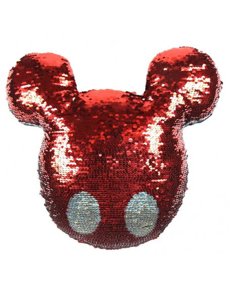 Cojín Lentejuelas Mickey Mouse Disney. 4