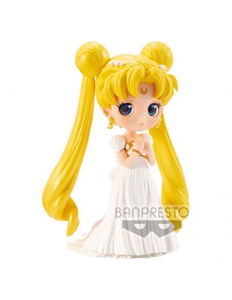Figura Sailor Moon Serenity Q posket - Imagen 1