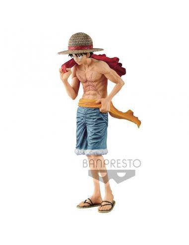 Figura Monkey D Luffy One Piece Magazine Vol 2 A - Imagen 1