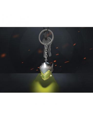 Llavero con Luz Overwatch Genji - Imagen 1