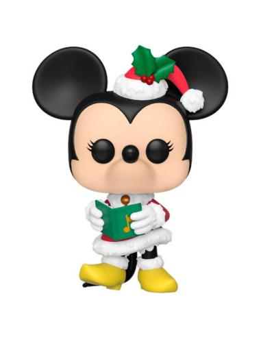 Figura POP Disney Holiday Minnie - Imagen 1
