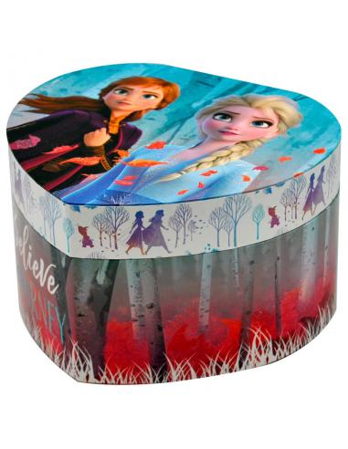 Joyero musical corazon Frozen 2 Disney - Imagen 1
