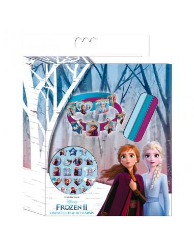 Pulsera Frozen 2 Disney - Imagen 1