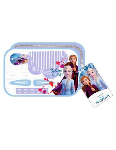 Bolsito accesorios pelo Frozen 2 Disney 12pzs - Imagen 1