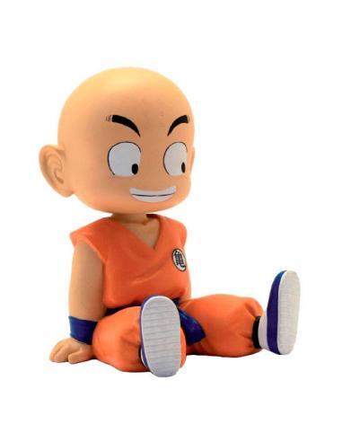 Figura hucha Chibi Krilin Dragon Ball 15cm - Imagen 1