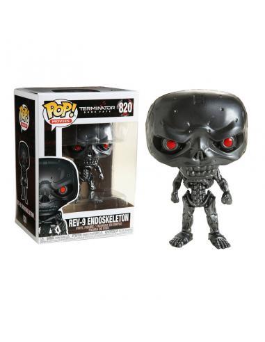 Figura POP Terminator Dark Fate Rev-9 Endoskeleton - Imagen 1