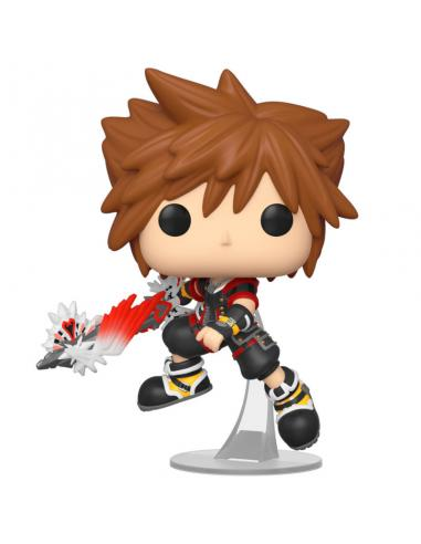 Figura POP Disney Kingdom Hearts 3 Sora with Ultima Weapon serie 2 - Imagen 1