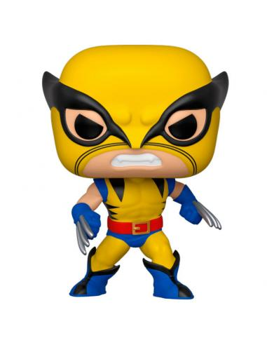 Figura POP Marvel 80th First Appearance Wolverine - Imagen 1